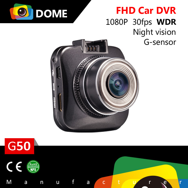 Dash cam 1920*1080 full HD G-sensor night vision car speed recorder,mini car dvr camera
