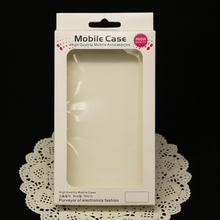 Folding mobile phone shell packaging plastic packaging box fashion packaging boxes