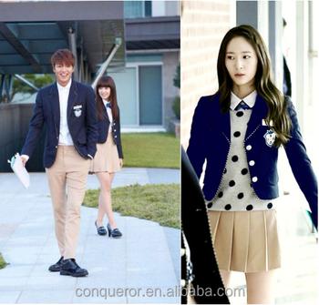 2014 Korean style high school uniform, bespoke school ...