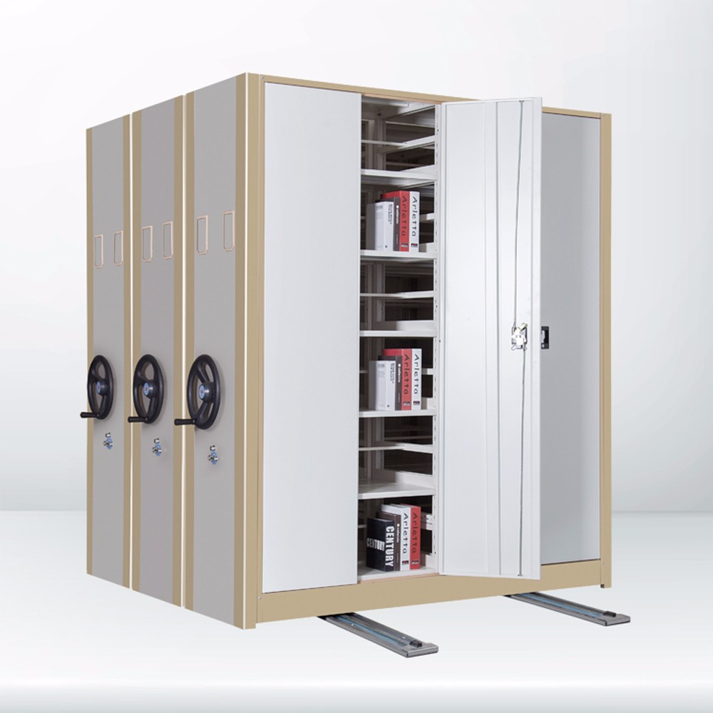 With A Mobile Storage System You Can Recover At Least 50 Of Your Floor The Same Environment Do More Add Workspace And Increase