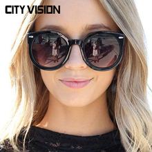 5ea7ae1ef2251 2016 Oval Óculos De Sol Das Mulheres Clássico Da Moda Óculos Femininos  Óculos de sol oculos