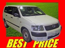 2006 TOYOTA Succeed Van /NCP51V/ Used Car From Japan (504760-2021)