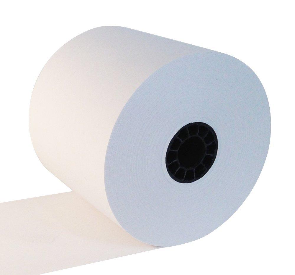 Nashua/RX Technologies POS Bond Receipt Roll, 150-Feet Long, 2.25-Inch Wide, 100 per Case (7050s)
