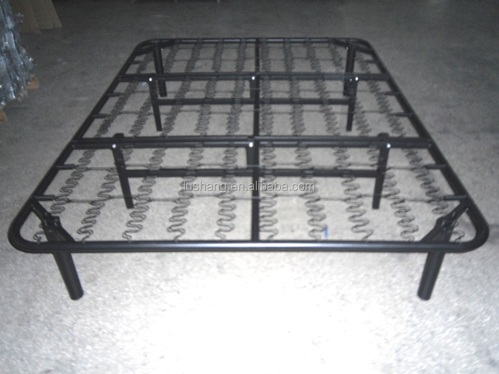 Queen Size Spring Bed Frame And Box Spring Buy Queen