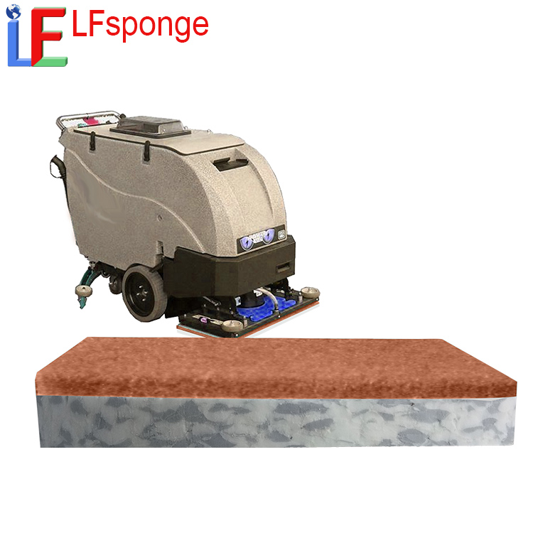 Hot Selling Compo Rectangle Magic Melamine Eraser Sponge Floor Pad For Floor Cleaning Machine