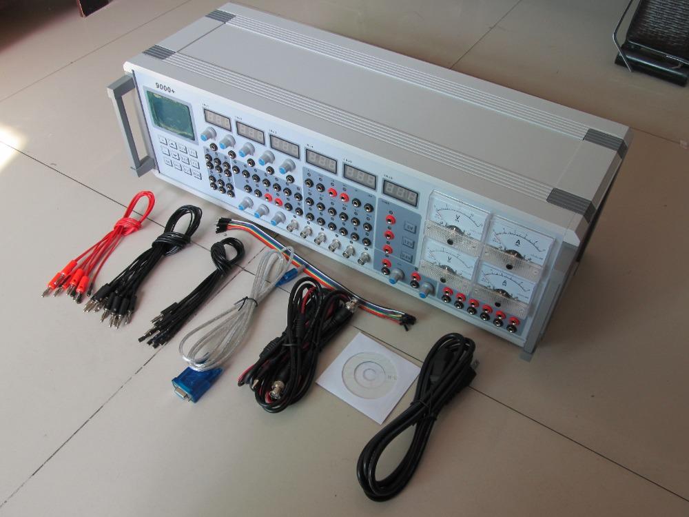 2016 новые версии автоматический экю симулятор mst-9000 + сигнала датчика инструмент работает на 110 В и 220 В