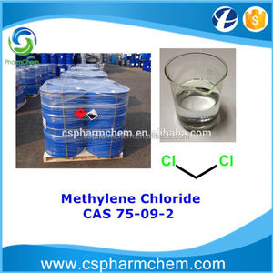 Competitive price from MC, CAS NO.: 75-09-2 Methylene Chloride manufacturer