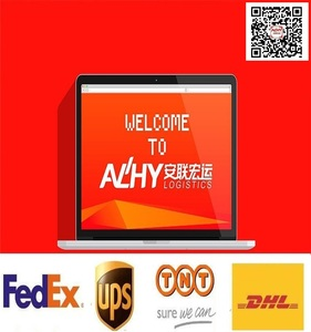 China to JERSEY xpress ups dhl fedex tnt Export air tax including tax, sea party tax included