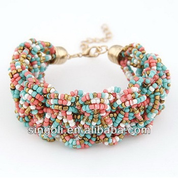 indian seed bead bracelet patterns bracelets bangles design ideas - Beaded Bracelet Design Ideas