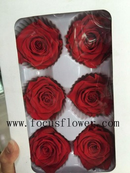 Good Quality Party Supply Happy Valentine Glass Rose From Kunmingyunnan   Happy  Valentine Glass Rose