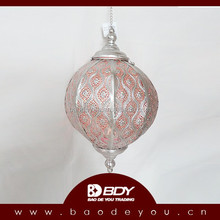 metal lantern for house and garden decoration