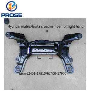 Crossmember for Hyundai Matrix Lavita 2001-2010 OEM no  62400-17900  6240017900 62401-17910 6240117910