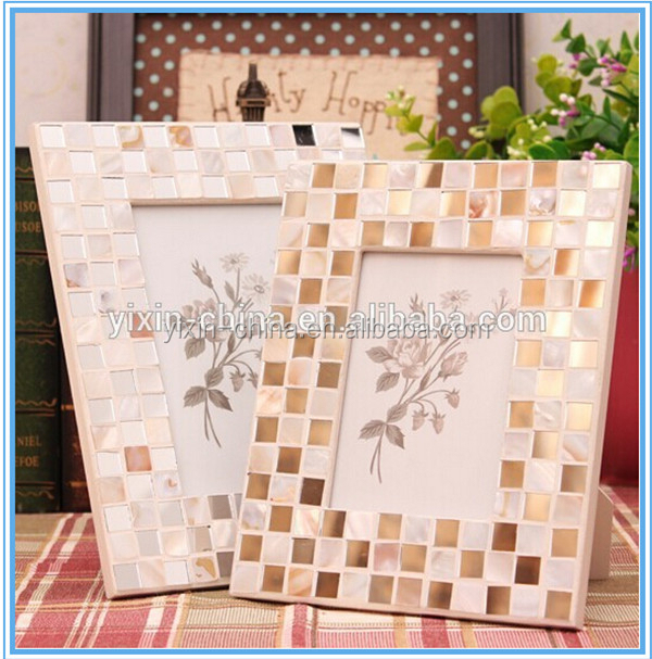 Mosaic Photo frame Available in all photo Sizes