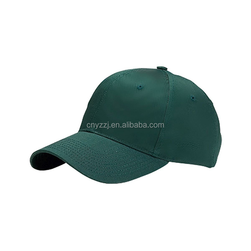 Plain Distressed Baseball Cap Blank Hat Solid Color Adjustable