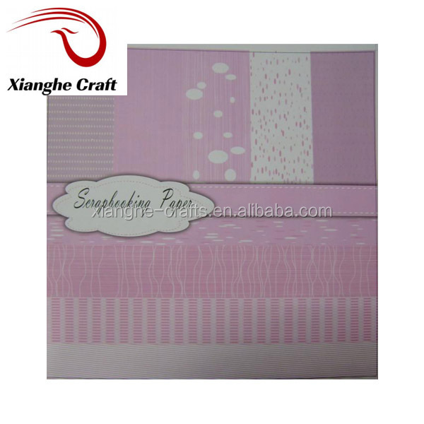 high quality 180g handmade paper scrapbook wholesale