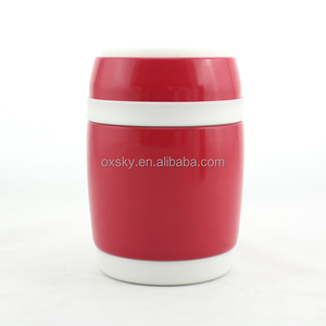 BPA free Stainless steel Vacuum Insulated Thermos 18/8 Stainless Steel Food Storage Container Flask
