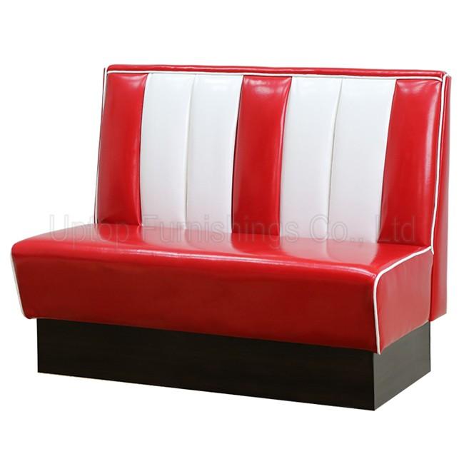 Sp Ks269 Retro 50s American Style Bel Air Diner Booth Restaurant Sofa Buy