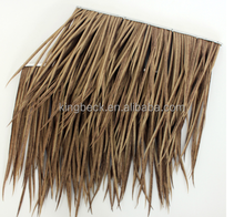 Synthetic Palm Leaf Thatch Roofing / Palmex Gazebo