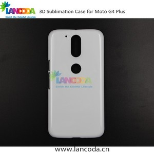 cell phones smartphones 3d sublimation mobile cover for Moto G4 Plus