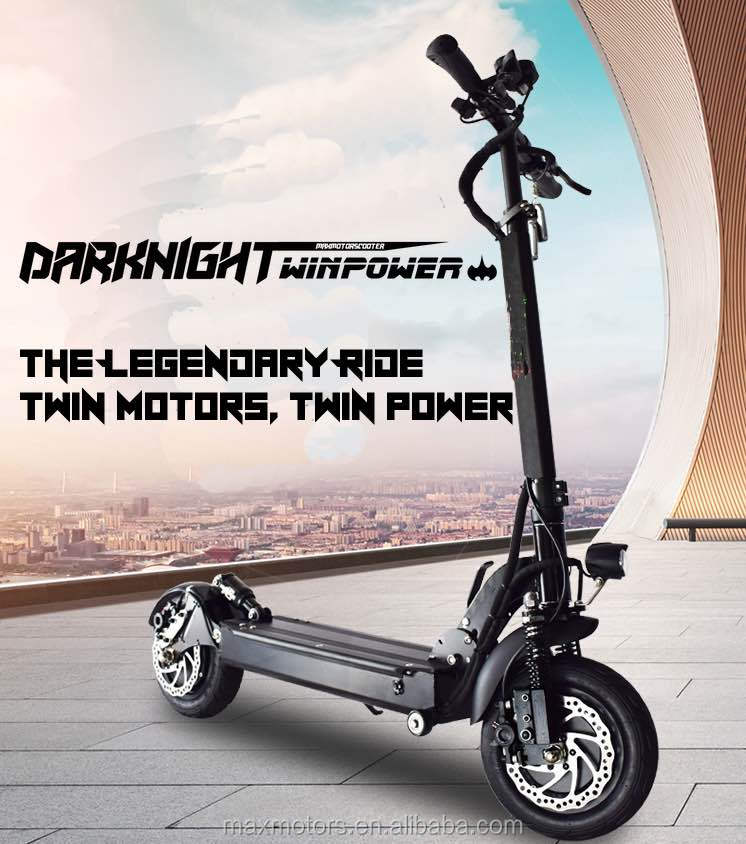 2017 NEW MODELS ELECTRIC SCOOTER 2000watt Darknight