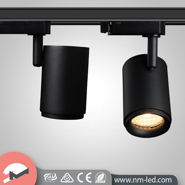 Shenzhen Manufacturer White 3wires Nordic Track Lighting