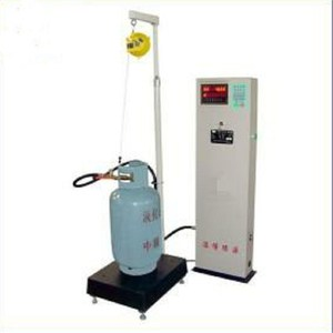 Chinese supplier explosion proof lpg cylinder filling machine for lpg skid station