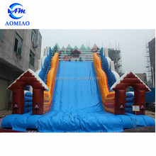 Adult banzai largest inflatable water slide clearance inflatable pool slide