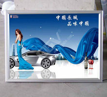 a3 Opti Frame Slim Snap advertisement Light Box alibaba sign up