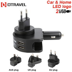 2017 wholesale phone adapter wall dual port multi usb c car usb charger