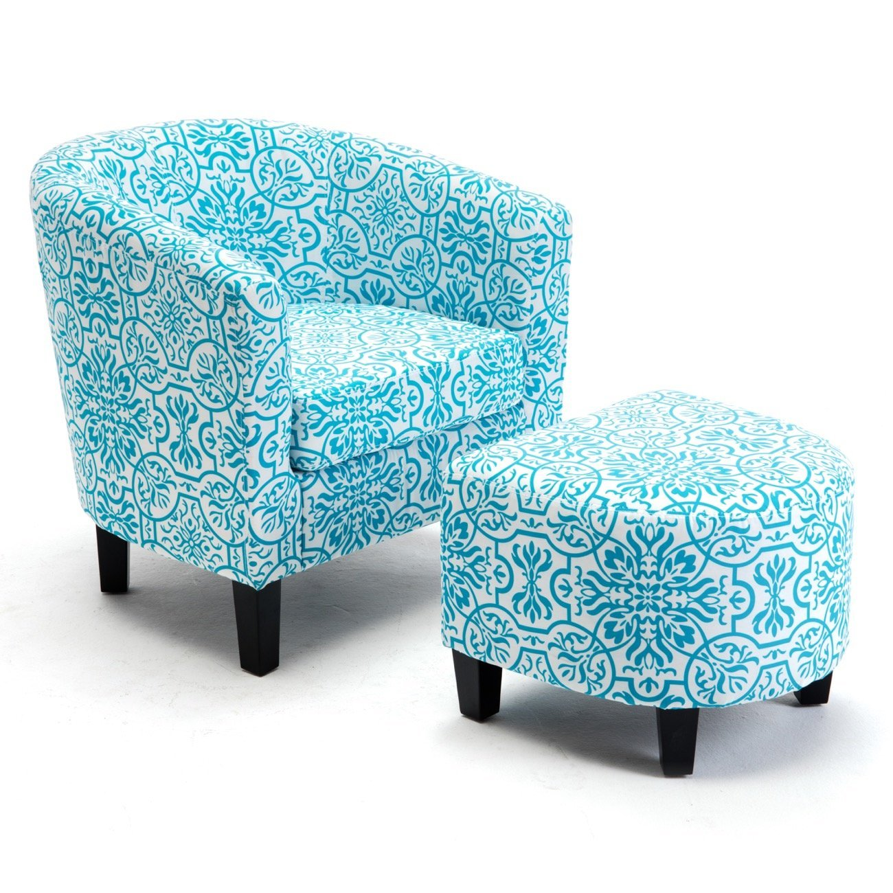 Awe Inspiring Cheap Accent Chair And Ottoman Find Accent Chair And Bralicious Painted Fabric Chair Ideas Braliciousco