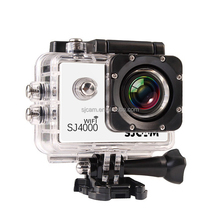 100% Original SJCAM sj4000 Wifi Sports Action Camera 1080p Full HD Waterproof Camcorder