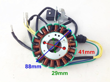 Longxing CB18 scooter magneto stator coil for Motorcycle