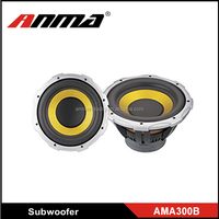 HOT SALE ANMA cheap car subwoofer