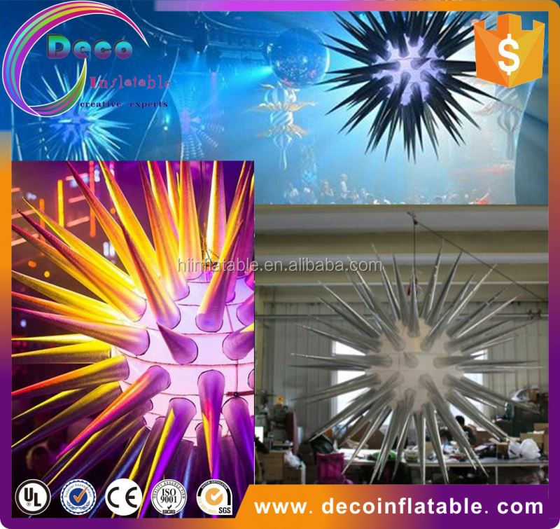 New inflatable led decorationfor party/wedding/stage/any event decoration/advertisment