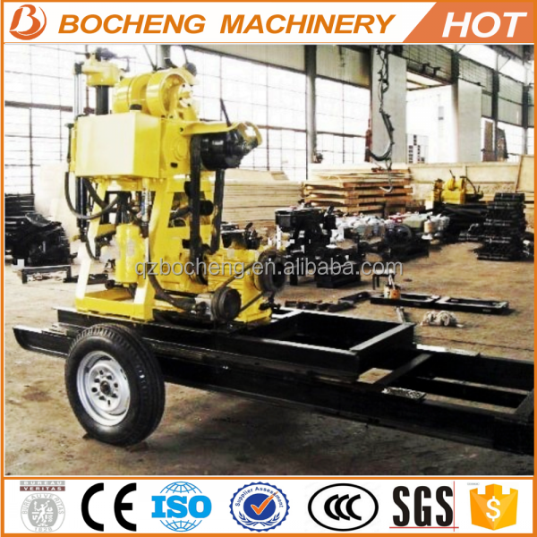 Engineering well digger machine/engineering geological exploration used drilling machine