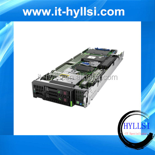727031-B21 ProLiant BL460c Gen9 E5-2670v3 2P 128GB-L P244br Blade Server for hp blade server