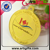 Cheap gold metal trophies medal