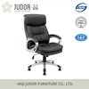 Cream color executive swivel office chair/office furniture/task chair with locking mechanism K-8882