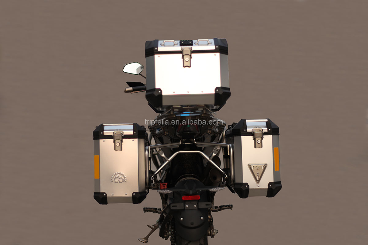41L Side case, Motorcycle Aluminum box Suitable For ZONTE 310T
