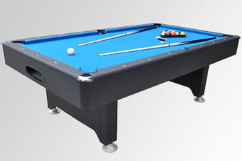 Wholesale Billiard Pool TableAuto Ball Return Systemmm Mdf Top - Chrome pool table