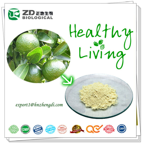 MADE IN CHINA herbal Extract powder solvent residue free Hesperidin Citrus Aurantium Extract to maintain osmotic pressure