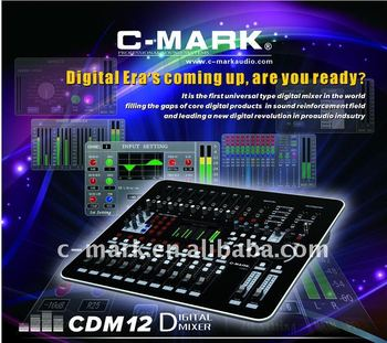 c mark china digital sound mixer buy digital audio mixer china sound mixer professional sound. Black Bedroom Furniture Sets. Home Design Ideas