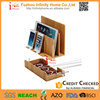 Bamboo charge holder stand for mobile phone
