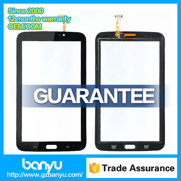 Factory price original touch digitizer replacement for samsung tab t211 screen