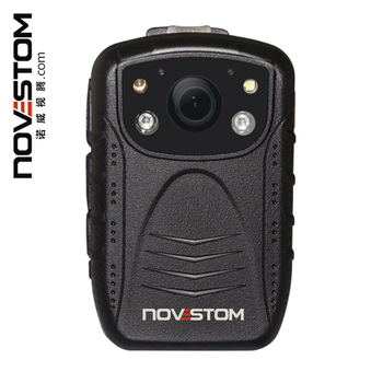 2016 Newest HD 1296P night vision police camera, IP67 waterproof WiFi and GPS portable mini police body worn camera