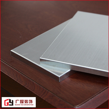 2018 wholesale factory made normal honeycomb aluminum panel