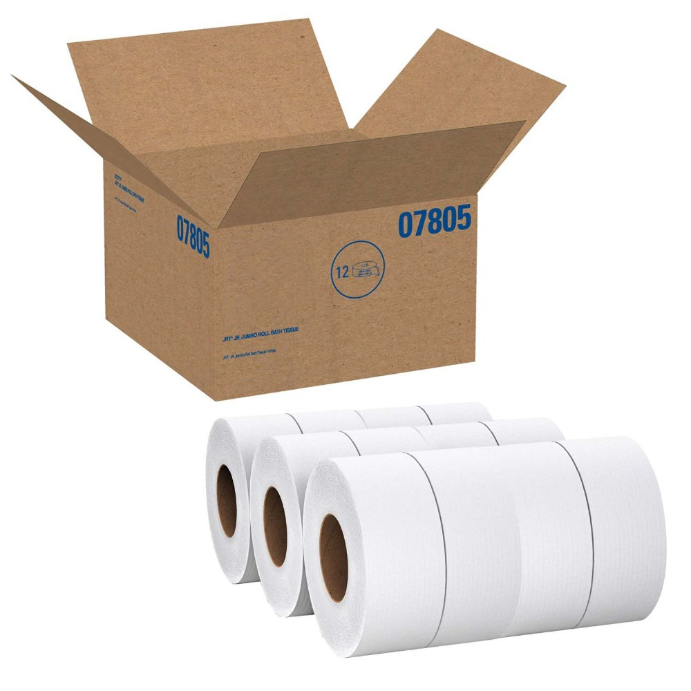650g commercial premium virgin mini jumbo roll bathroom tissue