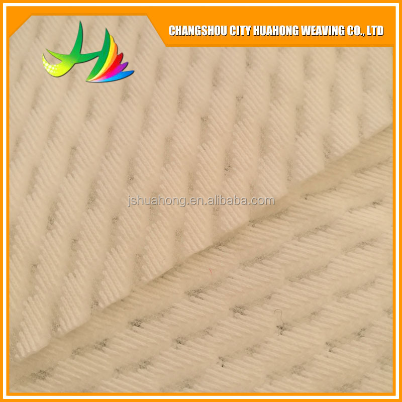 soft 3D air layer ,the warp knitting fabric,nylon cold felt mash fabric