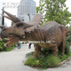 Animatronic triceratops robot dinosaur model for sale