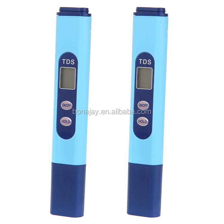 Digital LCD TDS Meter Tester Water Quality Filter Purity Pen Stick 0-9999 PPM